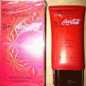 BB cream cola